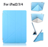 cover for Ipad case PU Leather for Case Ipad 2/3/4 from tablet covers