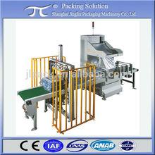 Heat big & small size boxes shrinking machine JL2300-S, Wood board shrinking machine, Pipe hot shrinking machine
