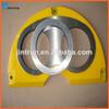 concrete pump wear plate for bucket