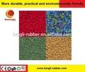Precio razonable& de alta calidad de residuos de neumáticos de caucho en polvo