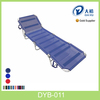 Outdoor 600d Oxford Fabric Folding Beach Bed