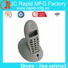 Precision rapid prototype plastic telephone shell
