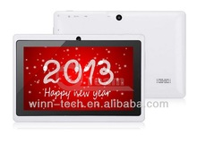 Africa 7 inch replacement screen for android tablet 7 inch q88 tablet pc