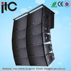 LA-2650P/LA-1200P China Used active speaker box line array system