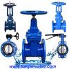 good quality din rising stem gate valve