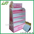 Haute qualité personnalisé carton cosmétique étagère avec le prix concurrentiel