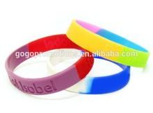 Wholesale elastic rubber band bracelets,silicone bracelets for arthritis