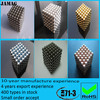 Hot sale buckyballs 5mm magnet balls