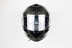 Fiberglass/Carbon 3K full face motorcycle helmet