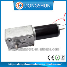 DS-58SW31ZY 58mm 24V dc worm gear motor for window power supply