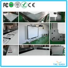 Ventas calientes! suministros de china de 82 '' pantalla táctil del monitor lcd educación pizarra interactiva