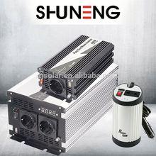 SHUNENG solar energy 24v power supply dc inverter driver