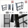 nouveau design personnalisé fil cage de stockage contenant consigné