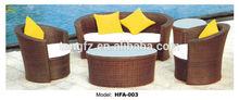 Garden and balcony furniture sofa bed mechanism