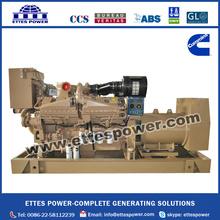 500kW Cummins Marine Silent Generator Set by K38-DM 50HZ