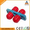 Big Promotion Low Insertion Loss 2.0mm MM Duplex Plastic FC Adapter
