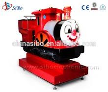 GM57 children ride on train playground mini rocking rides for kids