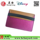 soft popular textile upper slip-on casual style felt products zone