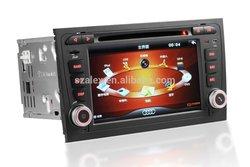 Exquisite design ,style of the original car ,car gps dvd player for AUDI A4(Shenzhen Alex )