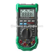 MASTECH MS8229 Auto Range Of Environmental Monitoring Multimeter Can Measure Temperature, Humidity, Illuminance Noise