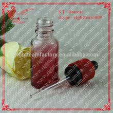 20ml eliquid bottles colored glass bottle for eliquid childproof and tamper evident cap