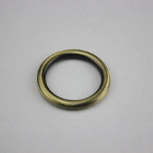 Promotional Antique Brass O-ring for Push Gate