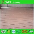 prezzo di legno di teak decking hdpe legname