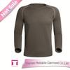 2014 new long sleeve men slim fit t-shirt wholesale custom men slim fit t-shirt