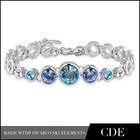 Women's fashion Silver Bracelet Bangle