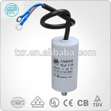 cbb65 Aluminum 30*80mm snap-in electrolytic capacitor