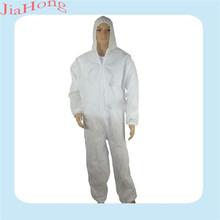 Desechable uniforme la ropa de protección