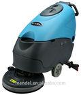 walk behind floor polisher and scrubber machine