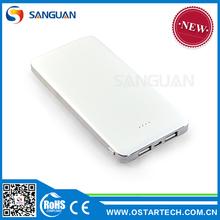 6000mAh Dual USB Charger For Mobile Power Bank