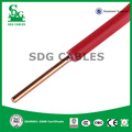 De alta calidad de alambre eléctrico& cable para uso doméstico