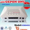 4Gigabit ONU GEPON , optical fibre cable equipment, Cortina ONU