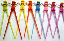 2014 children love's animal silicone chopsticks