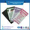 Custom Full color Printing business card fridge magnet sticker