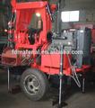 Hgy-650 montado en la rueda de agua de pozo de perforación de la máquina
