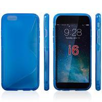For iphone 6 high Transparent S series tpu case 4.7'' TPU case