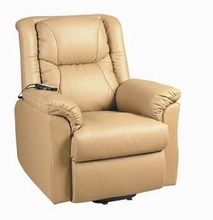 modern and durable recliner sofa/chinese supplier/PU+PVC