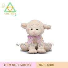 Huggable Plush Sheep Lamb