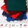 High quality basketball court flooring tile /basketball court plastic tile/ pp interlocking outdoor sport court tiles