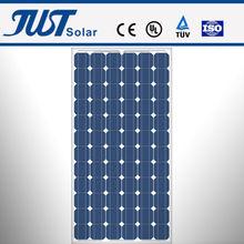 160-200W mono solar panel, solar system,thin film solar panels for sale