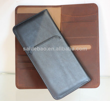 >Genuine leather passport holder/leather credit card holder travel wallets, View passport holder