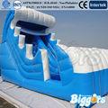 los niños tobogán inflable juegos con soplador de aire libre