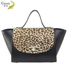 Wholesale Price Manufacturer custom lady leather designer evening crystal female bag