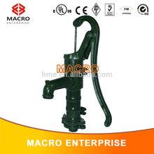 lifting water hydraulic hand pump/hand water well pump