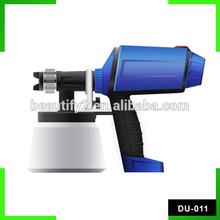400W paint zoom electric spray gun DU-011 paint sprayer