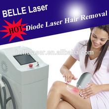 TOP configuration Beijing Belle Laser HOTLASER 808nm diode laser hair removal