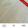 libre de la muestra de imitación de madera suelo de pvc con fibra de vidrio y unilin haga clic en